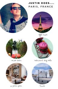 JustinDoes...Paris, France!