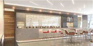 New Admirals Club Design