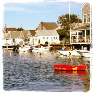 Iconic Nantucket.