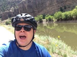Glenwood Canyon Selfie