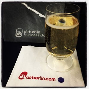 A new airline for me - airberlin.
